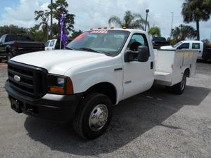 2006 Ford Super Duty F-350 DRW for Sale in NEW PORT RICHEY, FL