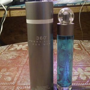Original perfume perry ellis 360 blue big size by perry ellis for Sale in Rialto, CA
