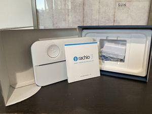 Rachio 3 smart sprinkler controller for Sale in Laguna Hills, CA