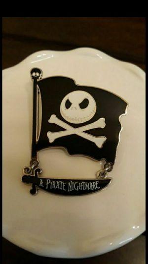 Disneyland Halloween Nightmare before Christmas Pirate Jack for Sale in Glendora, CA