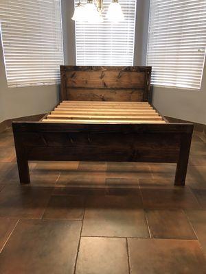 QUEEN BED FRAME for Sale in Chandler, AZ