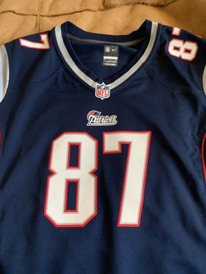 Patriots NFL jersey Gronkowski for Sale in Gilbert, AZ