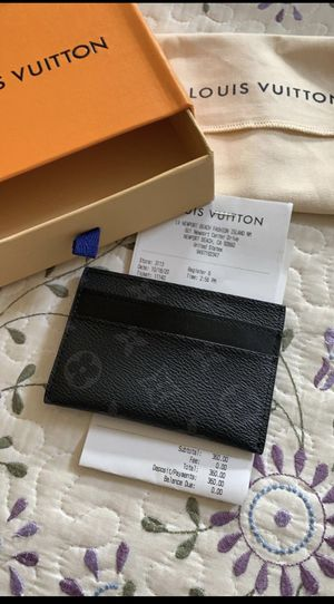 Louis Vuitton Card Holder for Sale in Bellflower, CA