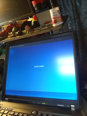 IBM Levano T61 Laptop for Sale in Rigby, ID