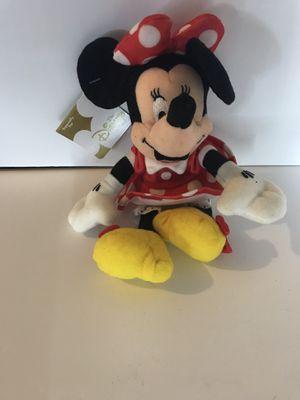 Disney Plush Minnie Mouse for Sale in Smyrna, TN