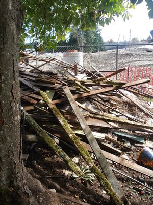 Free wood! It was a shed but now its not! for Sale in Tacoma, WA