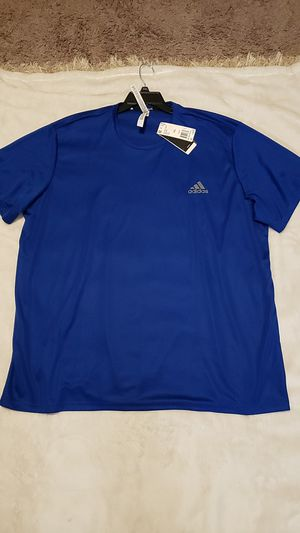 Royal blue Adidas tshirt for Sale in Bakersfield, CA