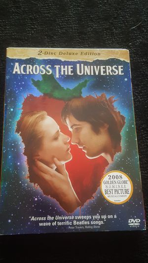Across the Universe DVD for Sale in Austin, TX