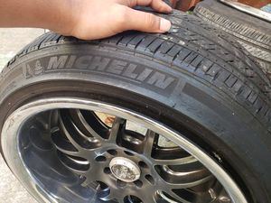 "Tires n Rims size 17"" for Sale in Silver Spring, MD"