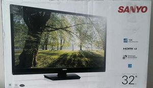 "Sanyo 32"" Flatscreen LCD TV for Sale in Ontario, CA"