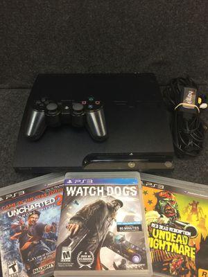 PS3 Bundle for Sale in Bakersfield, CA