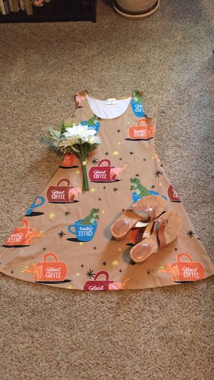 CowCow Dress for Sale in Anderson, SC