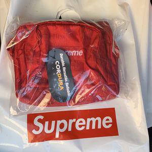 Supreme Shoulder Bag, Red , SS19 for Sale in Leesburg, VA