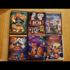 Disney animated movies for Sale in Gresham, OR