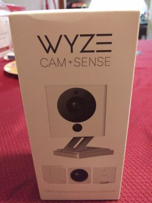 Wyze cam plus sense for Sale in Minneapolis, MN