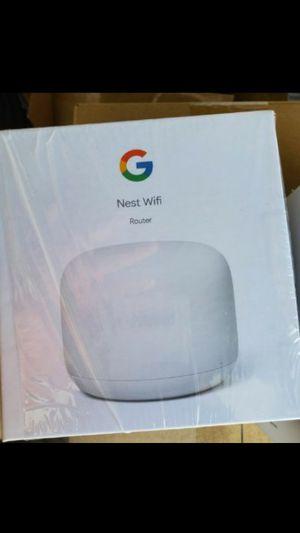 Google Nest WiFi Router for Sale in Corona, CA