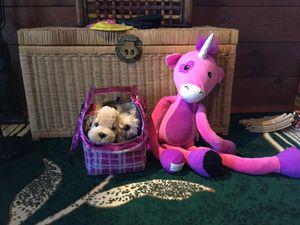 Stuffed animals for Sale in Hillsboro, OR