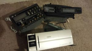 Stereo parts for car. for Sale in Portland, OR