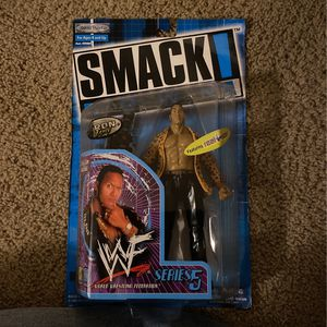 Wwe Smack! Figure for Sale in Fredericksburg, VA