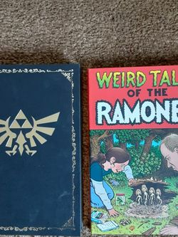 The Legend Of Zelda TWILIGHT PRINCESS Or The RAMONES Collection, $40.00 Each for Sale in Chula Vista,  CA
