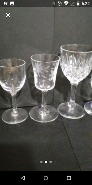 38 pieces of assorted barware for Sale in San Angelo, TX