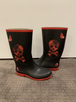 Steve Madden Rainboots- size 10 for Sale in Costa Mesa, CA