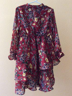 Pretty girls dress(Size 6T), Flower pattern dress, Girls clothes for Sale in Redmond, WA