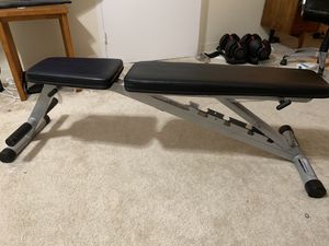 Adjustable Body-Solid weight bench for Sale in Washington, DC