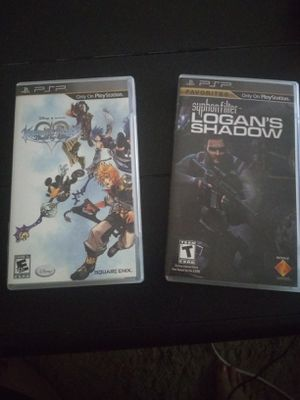 PSP games for Sale in Puyallup, WA
