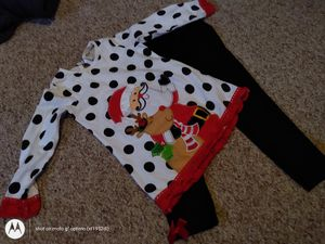 Christmas Outfit size 4 for Sale in Milton, PA