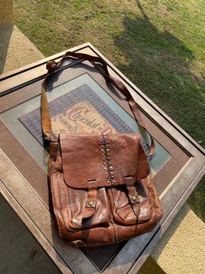 Ladies Genuine leather messenger bag for Sale in Bakersfield, CA