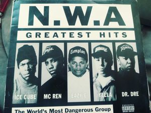 NWA Greatest Hits Double Vinyl Record for Sale in Indianapolis, IN