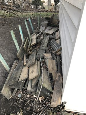 Free wood for Sale in Niles, IL