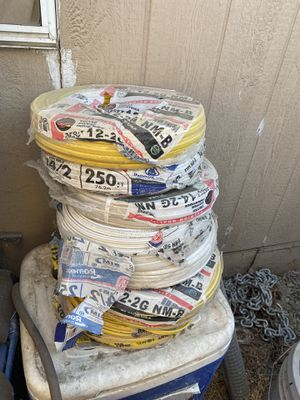 ELECTRICITY CABLES for Sale in Sacramento, CA