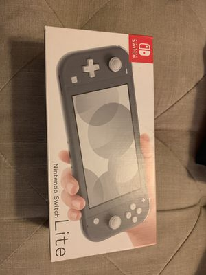 Brand New Never Used Nintendo Switch Lite for Sale in Henderson, NV