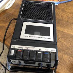 Cassette Player And Recorder CENTREX BY PIONEER for Sale in San Luis Obispo, CA