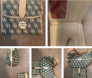 Dooney and Burke purse and wallet for Sale in Jersey Shore, PA