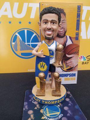 Klay Thompson bobblehead for Sale in Hayward, CA