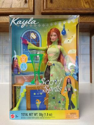 Kayla secret spells Barbie doll. From 2005. for Sale in Richardson, TX