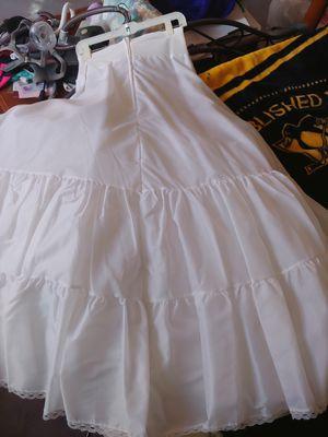 Save $$$ Bridal wedding dress slip for Sale in Philadelphia, PA