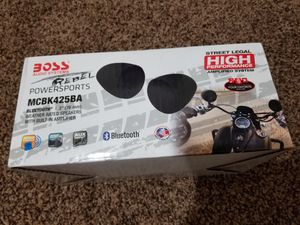 Boss Audio Sysyems Bluetooth Speakers for Sale in Modesto, CA
