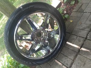 20inch low profile Helo rims for Sale in Raytown, MO