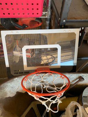 BASKETBALL HOOP over the door hook for Sale in Peoria, AZ