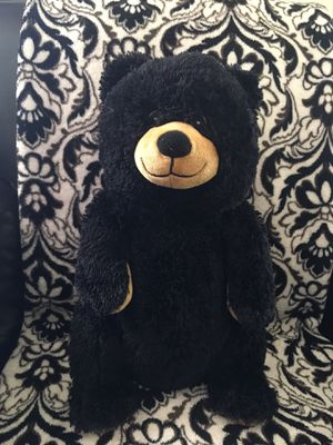 Black Bear Stuffed Animal for Sale in Durham, NC