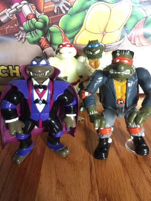 I'm looking for vintage tmnt for Sale in Fresno, CA