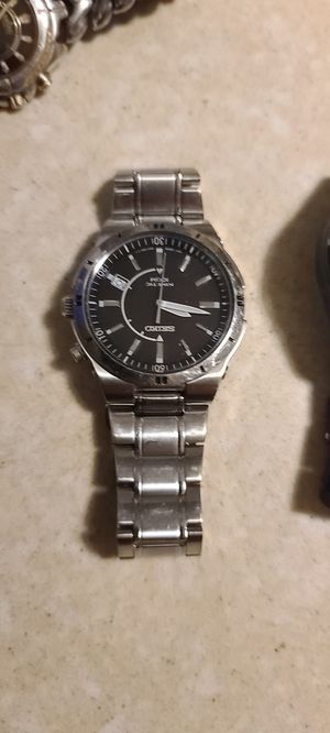 Mens Seiko kinetic watch for Sale in Puyallup, WA