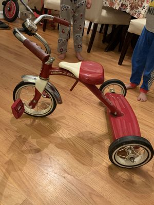 Kids Radio Flyer Metal heavy duty tricycle for Sale in Fuquay-Varina, NC