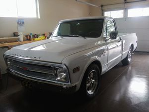 1968 Chevy c10 truck rarely driven many upgrades for Sale in Grants Pass, OR