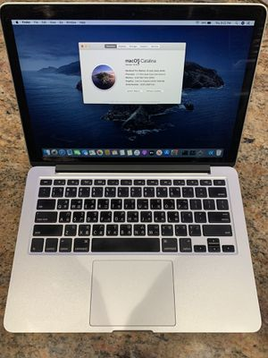 """2015 13"""" MacBook Pro, 256gb SSD for Sale in Bellevue, WA"""