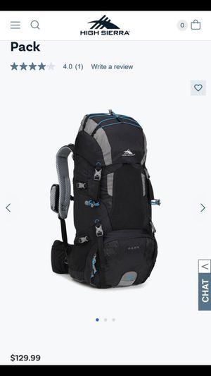 High Sierra Hawk 40 hiking utility backpack for Sale in Santa Monica, CA